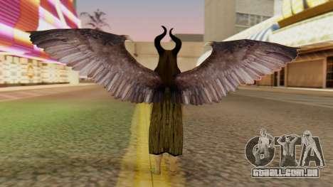 Malefica Child para GTA San Andreas terceira tela