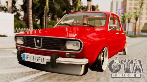 Dacia 1300 GFB v2 para GTA San Andreas
