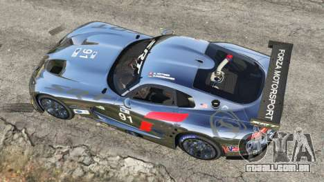 GTA 5 Dodge Viper GTS-R SRT 2013 [Beta] voltar vista
