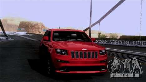 Roads Full Version LS-LV-SF para GTA San Andreas por diante tela