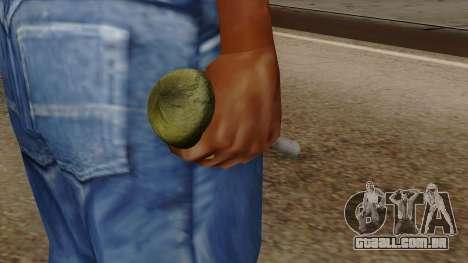 Original HD Grenade para GTA San Andreas terceira tela