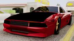 Cheetah Al_Piso para GTA San Andreas
