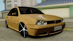 Volkswagen Golf 2004 Edit para GTA San Andreas