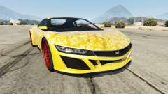 Dinka Jester (Racecar) Gold