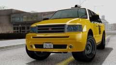 Vapid Landstalker Taxi SR 4 Style Flatshadow