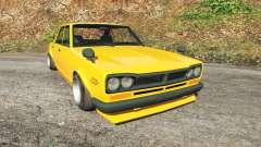Nissan Skyline 2000 GT-R 1970 v0.3 [Beta] para GTA 5