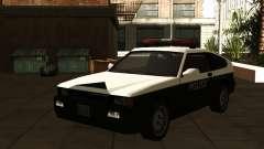 Japanese Police Car Blista