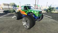 Vapid The Liberator The Legalizator para GTA 5