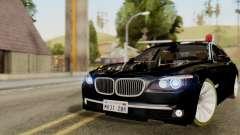 BMW 750Li 2012 para GTA San Andreas