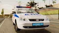 Lada 2170 Priora polícia de trânsito de Nizhniy
