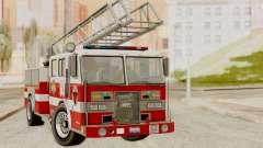 SAFD Fire Lader Truck para GTA San Andreas