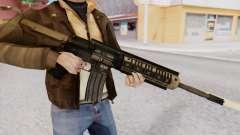 M4A1 Magpul para GTA San Andreas