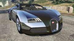 Bugatti Veyron Grand Sport v3.0