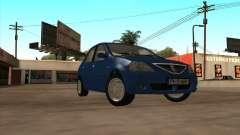 Dacia Logan Prestige para GTA San Andreas