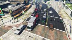 Realista, enchendo as ruas e estradas 8GBRAM