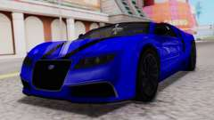 GTA 5 Truffade Adder Convertible