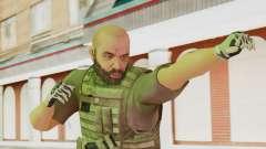 [GTA5] BlackOps2 Army Skin para GTA San Andreas