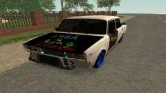 VAZ 2105 BC v2.0 para GTA San Andreas