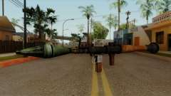 Original HD Rocket Launcher para GTA San Andreas