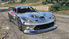 Dodge Viper GTS-R SRT 2013 [Beta]