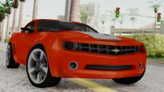 NFS Carbon Chevrolet Camaro IVF