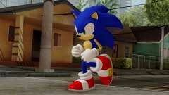 Sonic the Hedgehog HD para GTA San Andreas