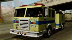 SAFD SAX Airport Engine para GTA San Andreas