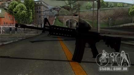 AR-15 Elcan para GTA San Andreas
