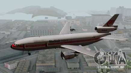 DC-10-30 Martinair para GTA San Andreas