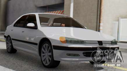 Peugeot 406 sedan para GTA San Andreas