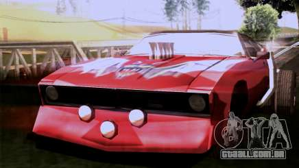 Ford Falcon XA Red Bat Mad Max 2 para GTA San Andreas
