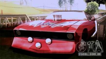 Ford Falcon XA Red Bat Mad Max 2 para GTA San Andreas