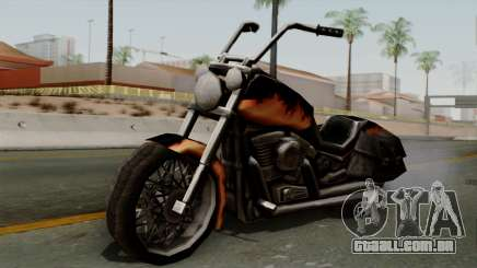 Freeway Diablo para GTA San Andreas