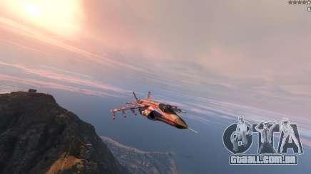 Colorir EUA para a Hydra para GTA 5