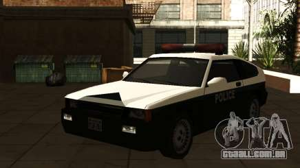 Japanese Police Car Blista para GTA San Andreas