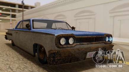 GTA 5 Declasse Voodoo Worn IVF para GTA San Andreas
