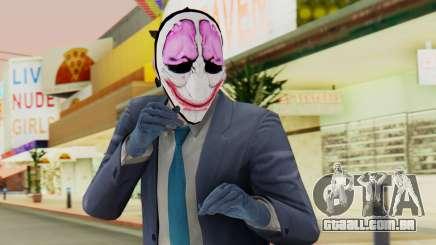 [PayDay2] Hoxton para GTA San Andreas