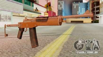 Ruger para GTA San Andreas