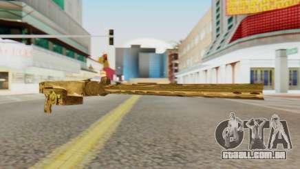 MG-81 from Hidden and Dangerous 2 para GTA San Andreas