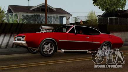 Muscle-Clover Beta v2 para GTA San Andreas