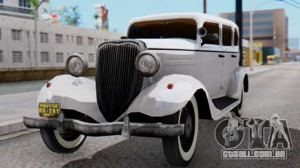 Smith V8 from Mafia 2 para GTA San Andreas