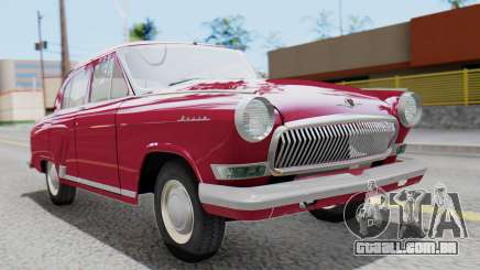 GAZ 21 Volga v3 para GTA San Andreas