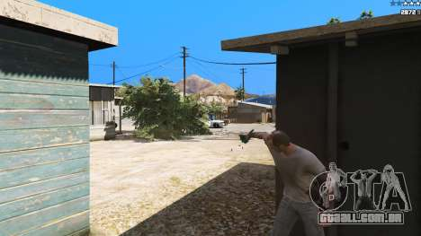 GTA 5 Saints Row 3 Cyber SMG Emissive v1.01 oitmo screenshot