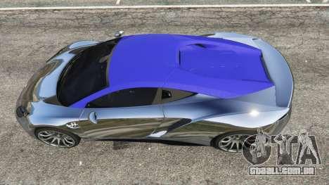 GTA 5 Arrinera Hussarya v1.0 voltar vista
