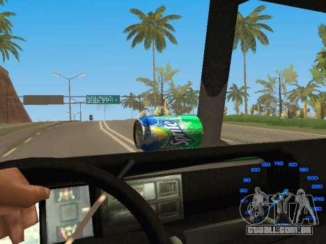 Boxville Sprite para GTA San Andreas vista direita