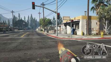 Huo Long Heater para GTA 5