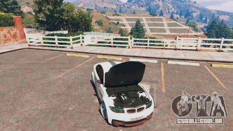 GTA 5 BMW 1M v1.0 voltar vista
