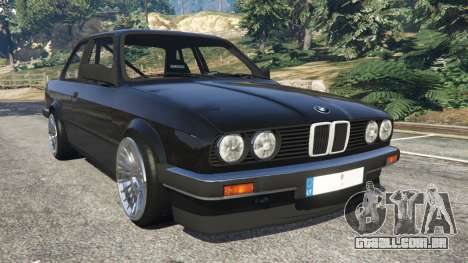 BMW E30 1983 M-Tech 1 [Beta] para GTA 5