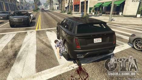 GTA 5 GrabScript V quarto screenshot