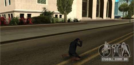 60 Animations v2.0 para GTA San Andreas segunda tela